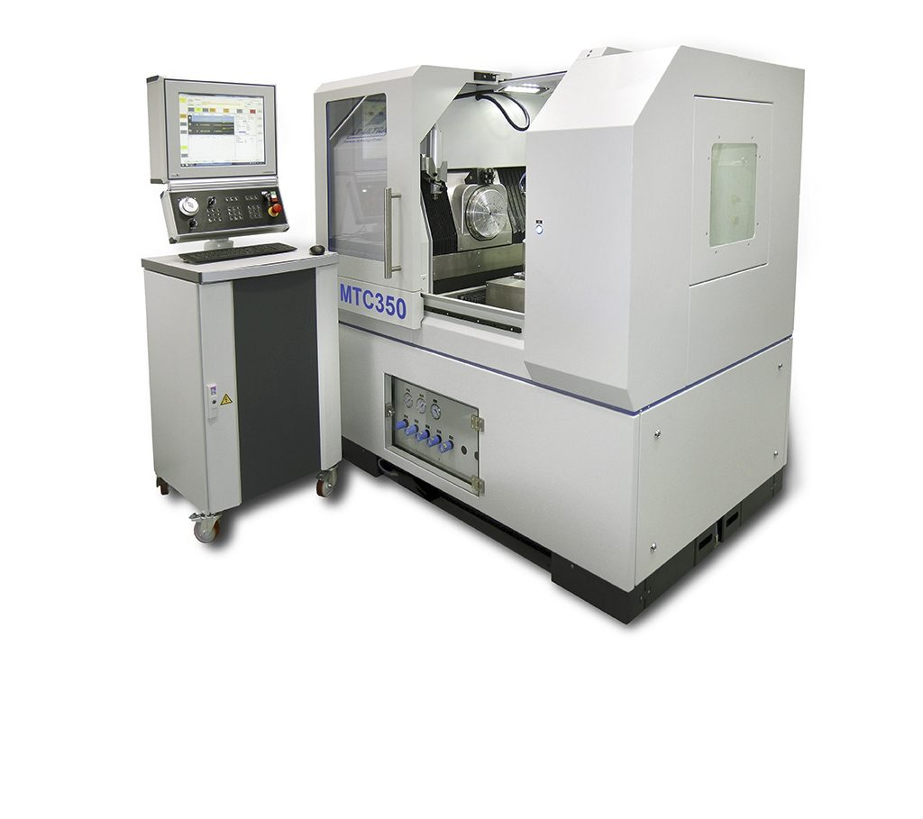 MTC 350 UP-Drehmaschine