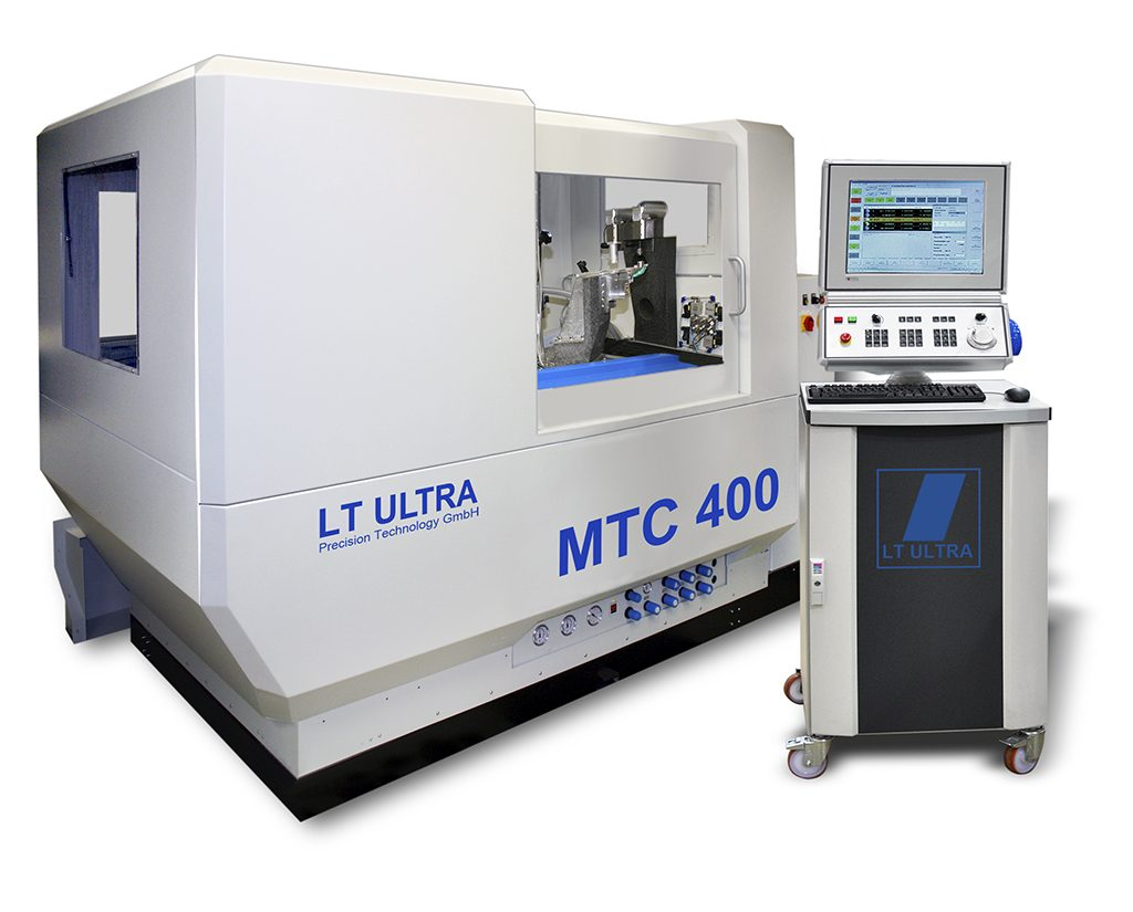 MTC 400 UP-Drehmaschine