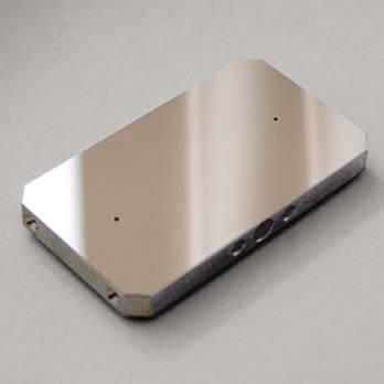 Planspiegel aus Aluminium
