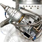 Laserbearbeitungskopf Schwenkkopf