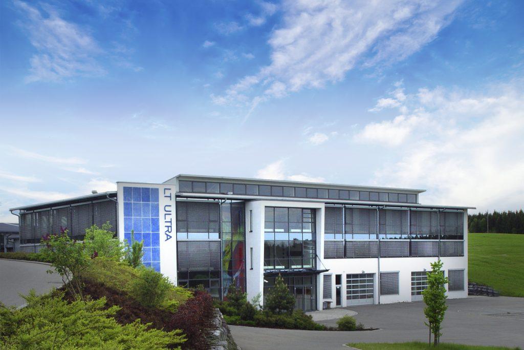 LT Ultra-Precision Technology Firmengebäude