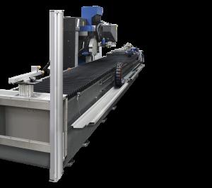 MMC 5000 UP-Fräsmaschine