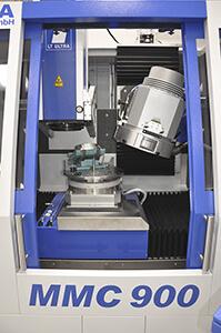 Interferometer in MMC 900
