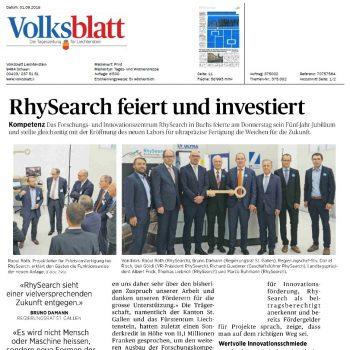 Artikel RhySearch