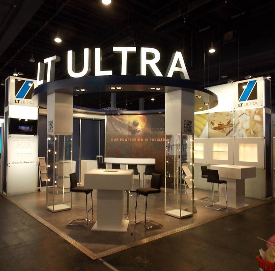 Messestand LT Ultra