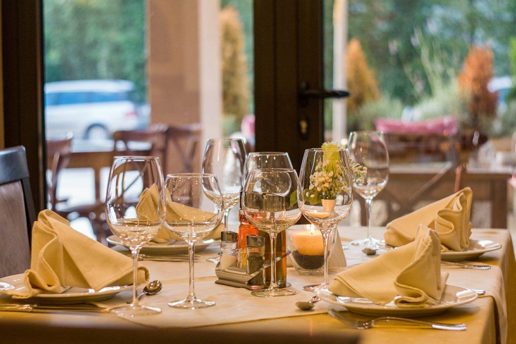 Restauranttisch