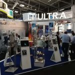 LT Ultra Messestand Laser 2019 München