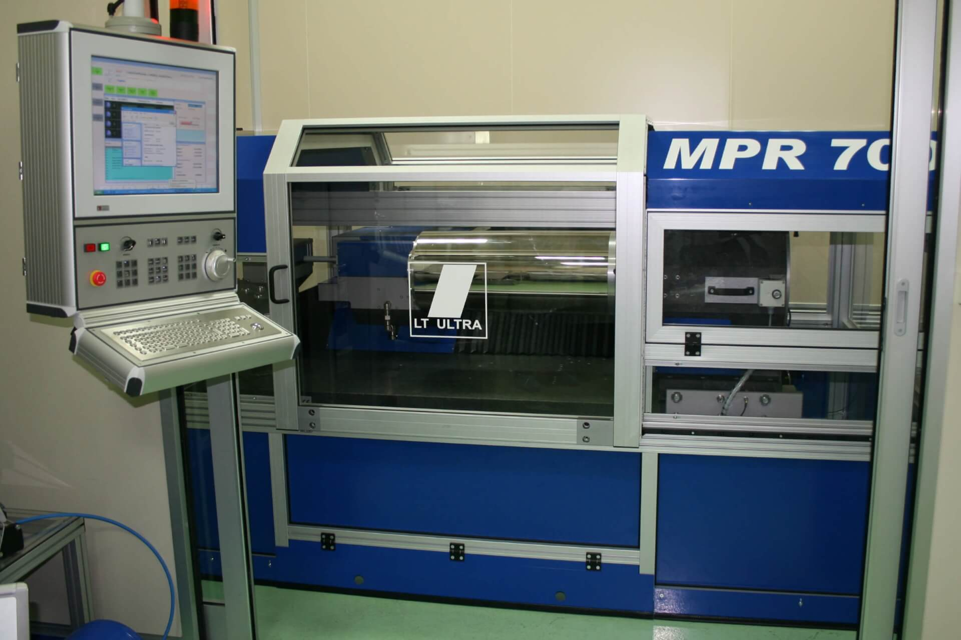 Abb.2: Masterprofilometer MPR 700 von LT Ultra